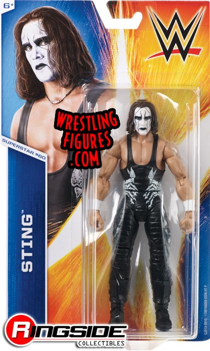 Sting  WWE Series 55 WWE Toy Wrestling Action Figure by