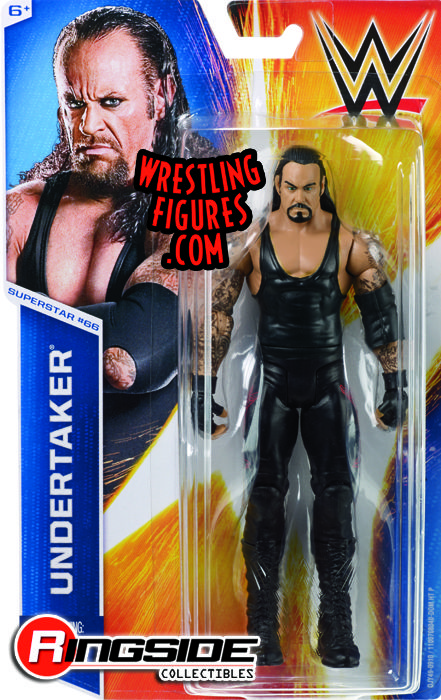 Undertaker  WWE Series 55 WWE Toy Wrestling Action Figure