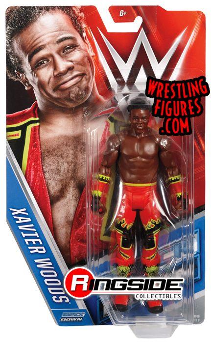 Xavier Woods New Day  WWE Series 64 WWE Toy Wrestling