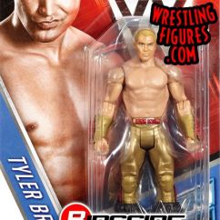 Little Girls Chairs Herman Miller Executive Chair Tyler Breeze - Wwe Series 66 Toy Wrestling Action Figure By Mattel!