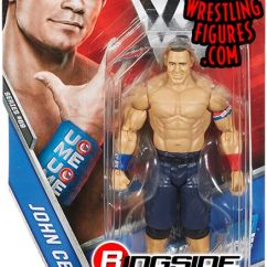 Kid Table And Chairs Office Chair Wont Stay Up John Cena - Wwe Series 69 Toy Wrestling Action Figure By Mattel!