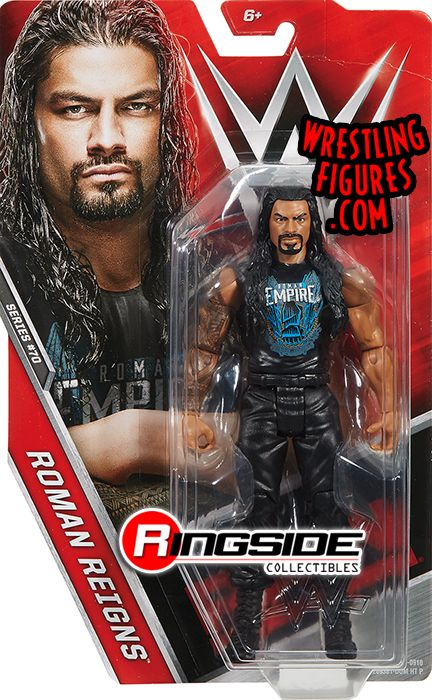 Roman Reigns  WWE Series 70 WWE Toy Wrestling Action