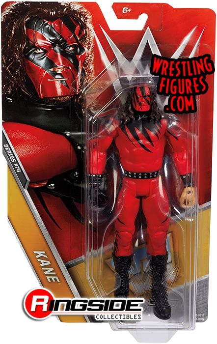 Kane  WWE Series 74 WWE Toy Wrestling Action Figure by