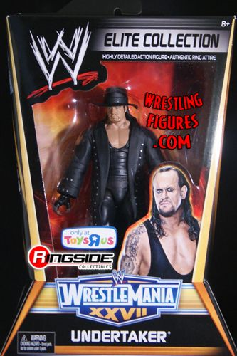 wheelchair accessories ebay accent chairs with arms undertaker - wrestlemania 27 elite exclusive | ringside collectibles