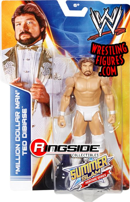 wheelchair japan koken barber chair for sale million dollar man (ted dibiase) - wwe summerslam 2014 toy wrestling action figure by mattel