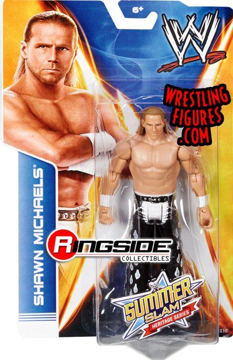 Shawn Michaels  WWE SummerSlam 2014 WWE Toy Wrestling