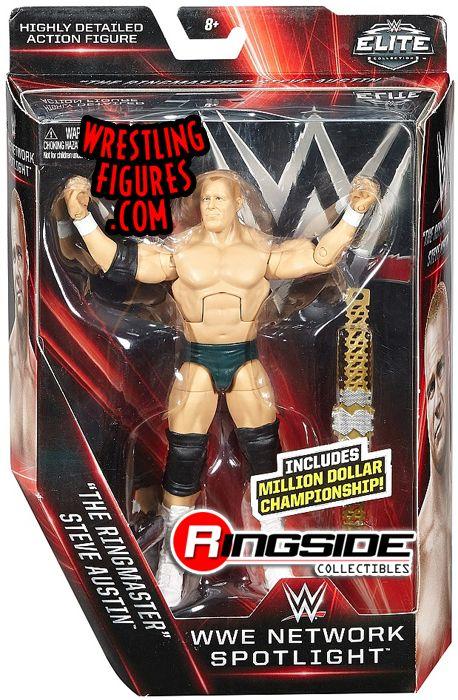 The Ringmaster Stone Cold Steve Austin  WWE Network