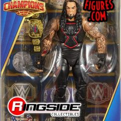 Pre Tables And Chairs Bamboo Back Undertaker - Wwe Hall Of Champions Elite Exclusive | Ringside Collectibles