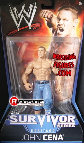John Cena  WWE Pay Per View 11 Survivor Series Heritage
