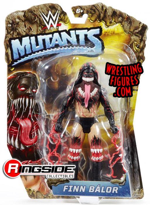 Finn Balor Demon  WWE Mutants WWE Toy Wrestling Action