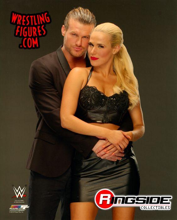 Dolph Ziggler  Lana  WWE Wrestling 8x10 Photo 0365