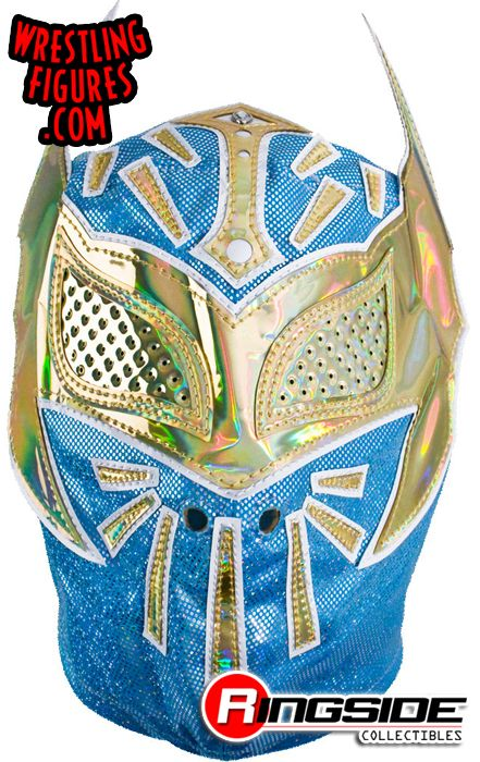 Sin Cara Blue  Adult Size Replica Mask  Ringside