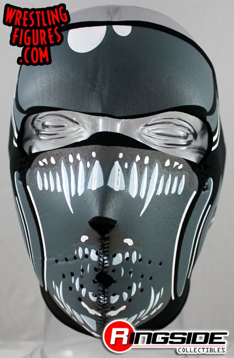 Aces  Eights Velcro Back Mask  Adult Size Replica Mask