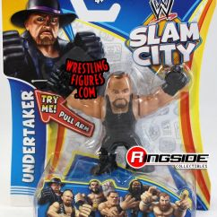 Pre Tables And Chairs Children S Chair Seat Height Undertaker - Wwe Slam City | Ringside Collectibles