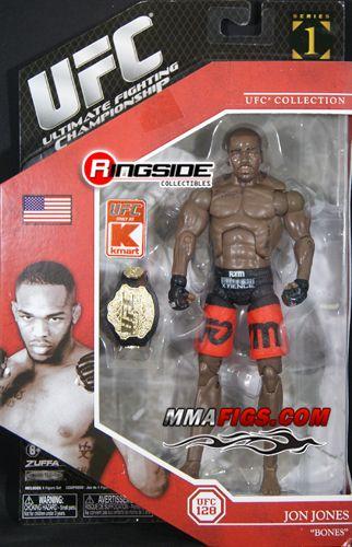 Jon Jones  UFC Exclusive Series 1  Ringside Collectibles