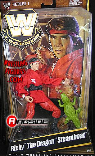 retro tables and chairs good gaming ricky steamboat - wwe legends 1 | ringside collectibles