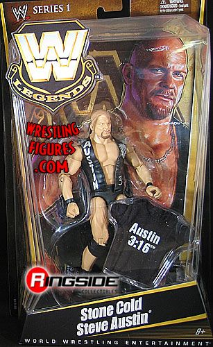 retro tables and chairs couch chair set stone cold steve austin - wwe legends 1 | ringside collectibles