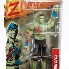 Retro Tables And Chairs Office Chair With Adjustable Back John Cena - Wwe Zombies 1 Toy Wrestling Action Figure By Mattel!