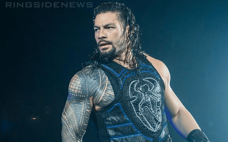 roman reigns vows to