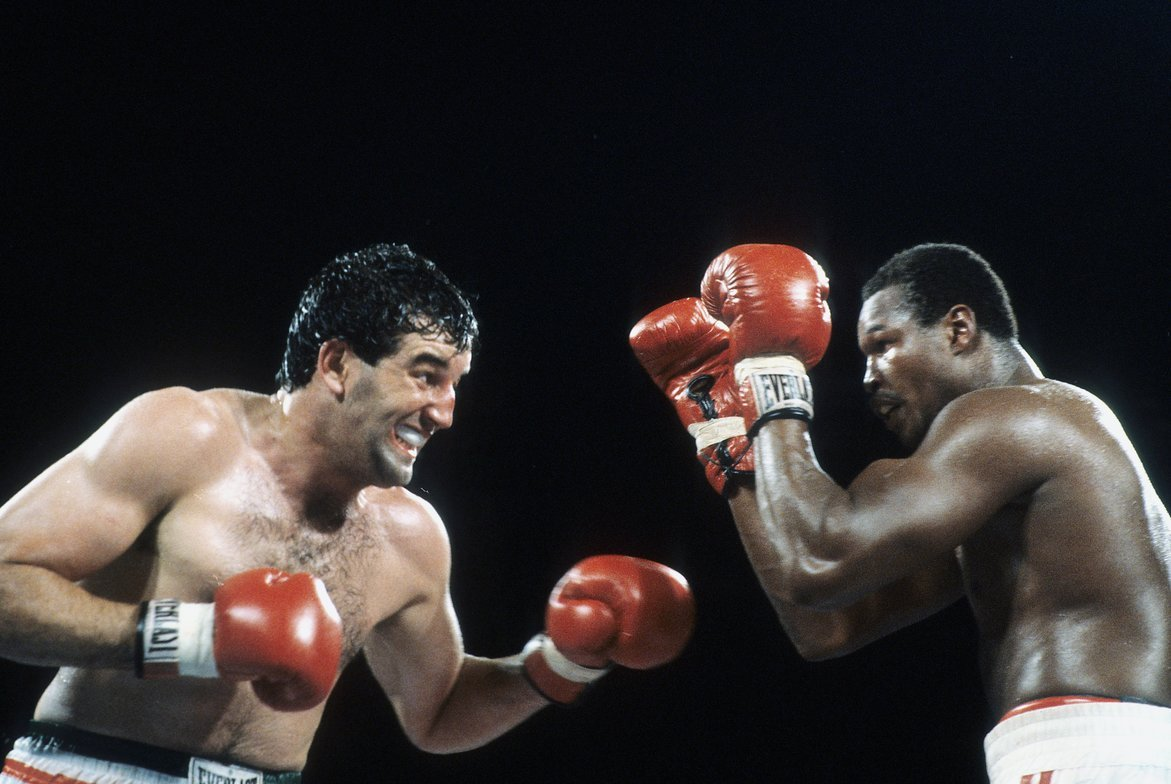 Larry Holmes Gerry Cooney Was A Helluva Fighter The Ring