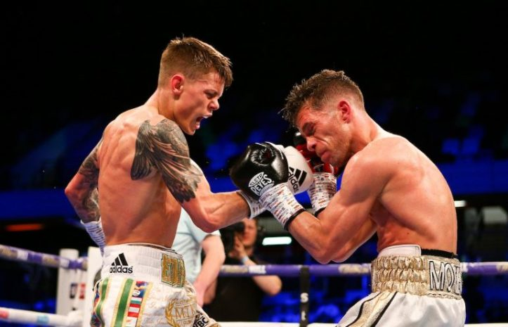 Charlie Edwards signs multi-fight deal with promoter Frank Warren - The Ring