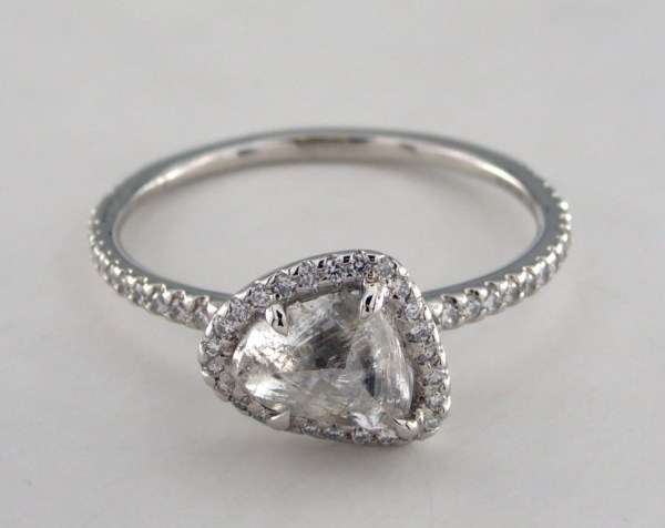 Diamond in the Rough - A Unique Engagement Ring ...