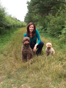 Isabelle Adams-Papé - Dog trainer and Puppy trainer - Ashley Heath, Ringwood, Hampshire