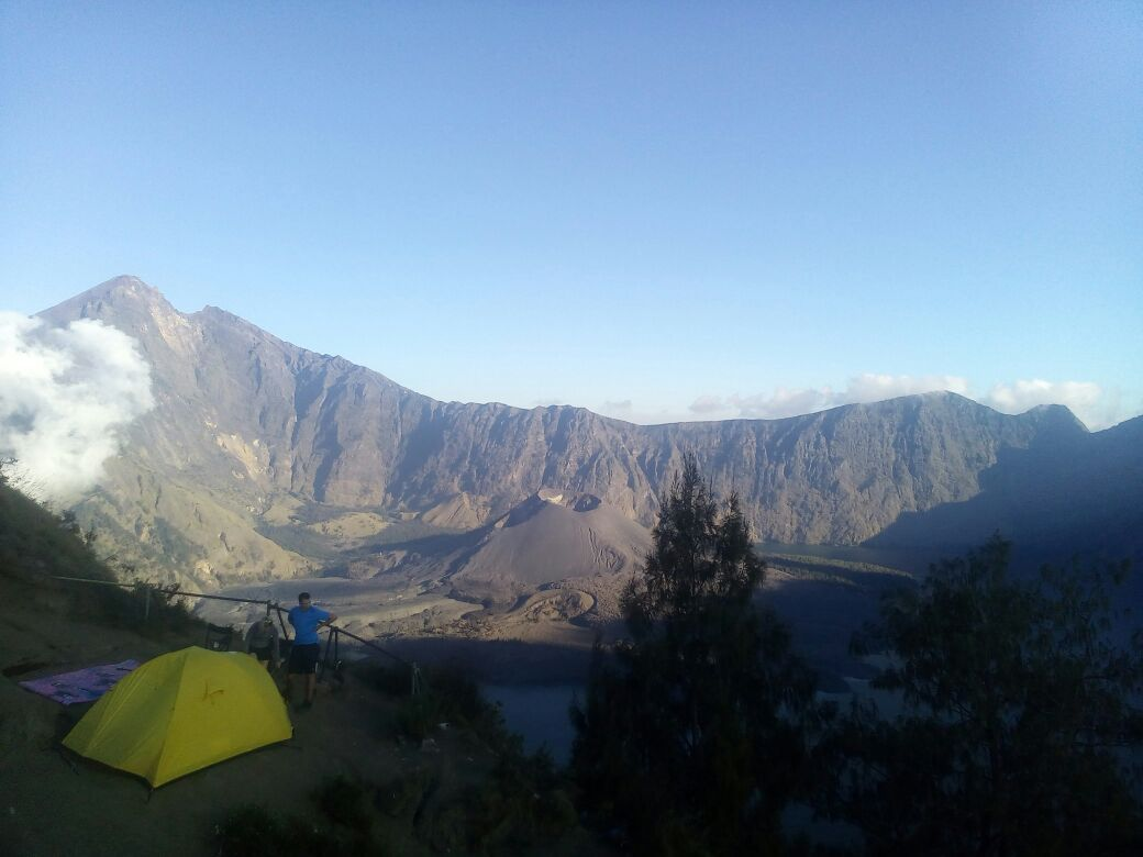 Rinjani will be open
