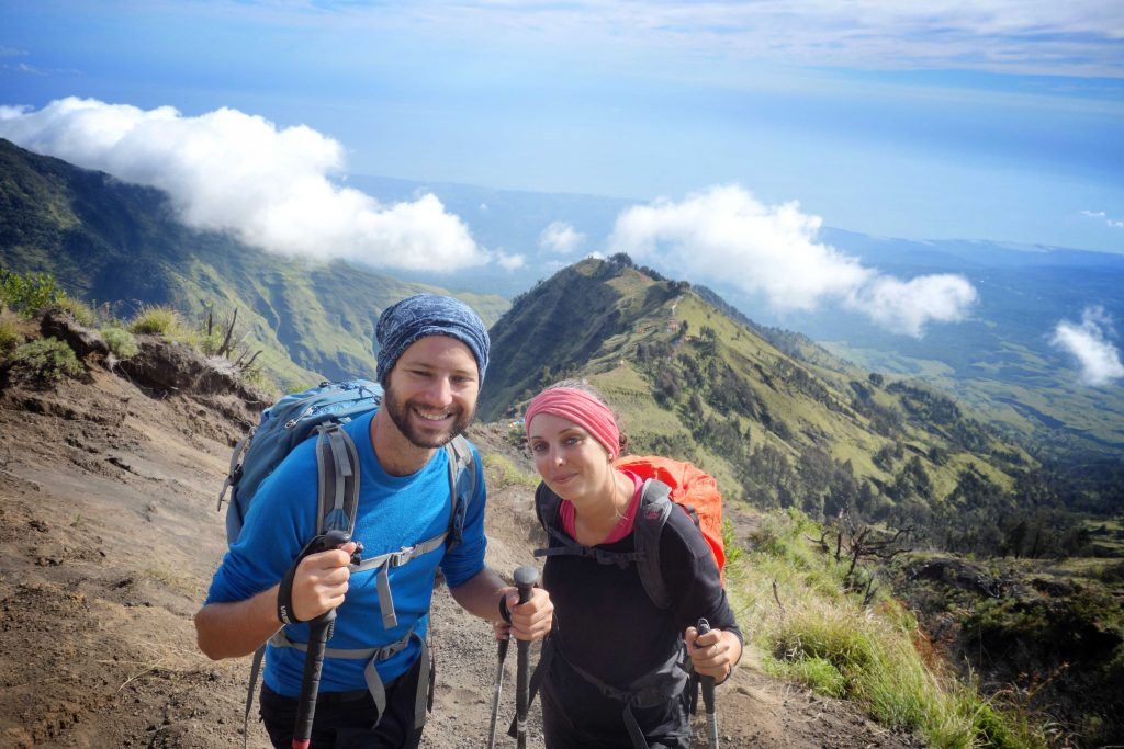 Tour Rinjani 4 Days