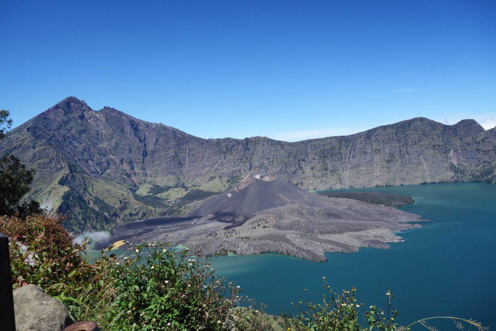 Baby Volcano Rinjani