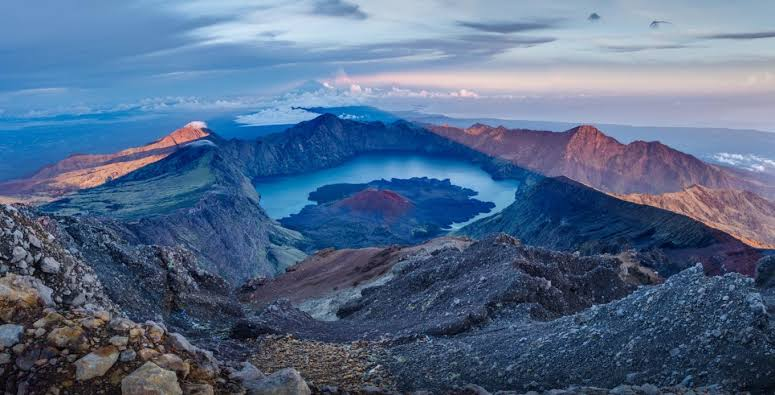 Rinjani Trekking package 2020 with Bas Rinjani Trekking