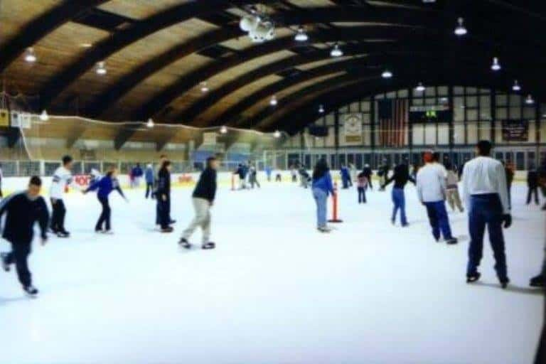 Newbridge Ice Arena Skating Rinks Near Me