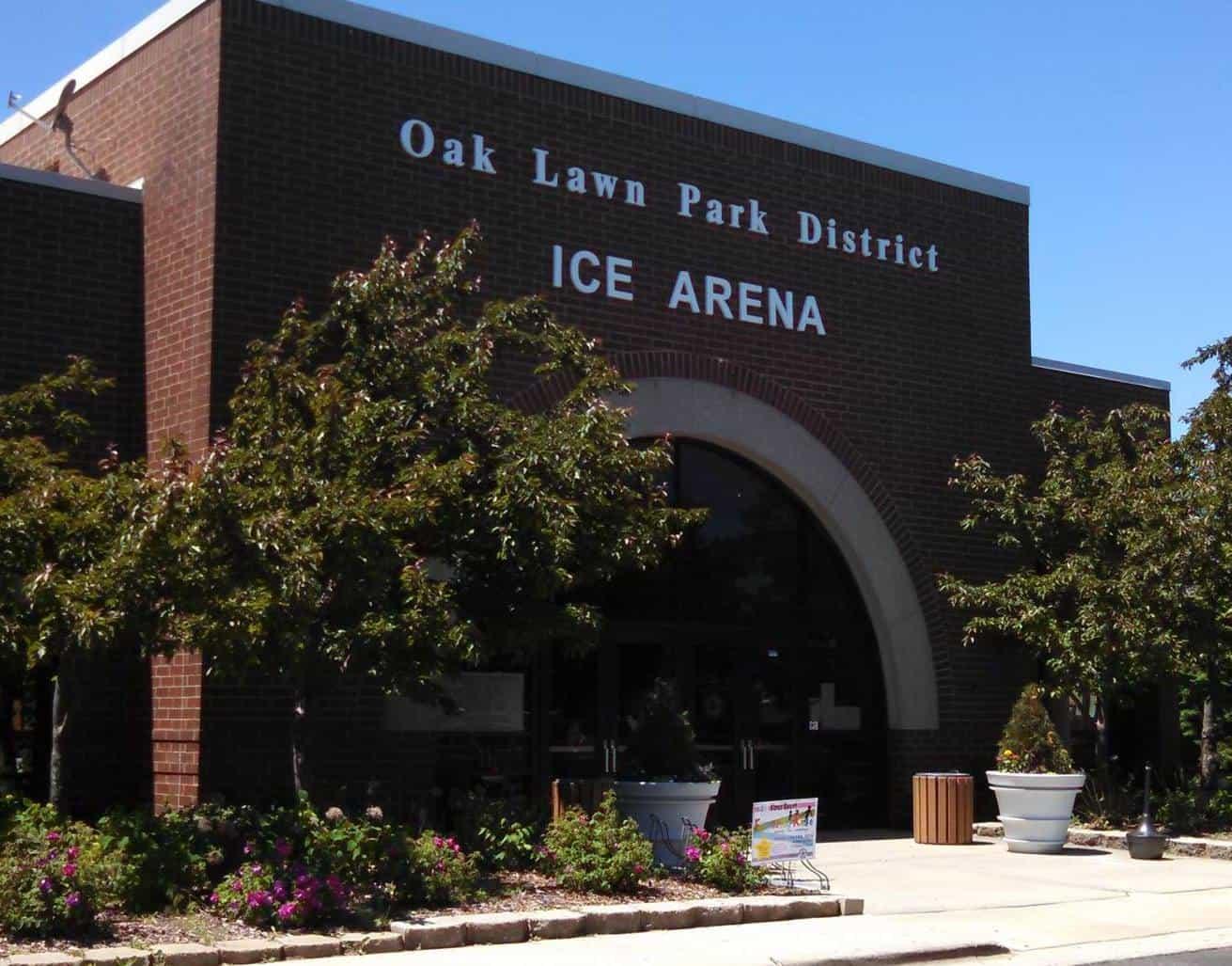 Oak Lawn Ice Arena Skating Rinks Near Me