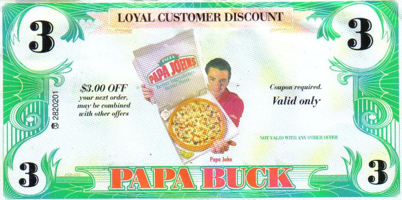 papa johns promo codes st louis