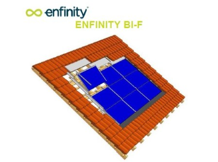 Enfinity, lo chalet ecologico in Valle d'Aosta