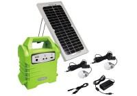 GBC Ecoboxx, ricarica solare in movimento