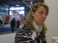 Silvana Guidetti, Sales Account Manager Lighting Systems Division