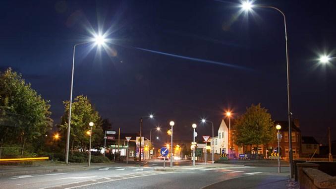Irlanda, la città di Portlaoise sceglie i LED CREE
