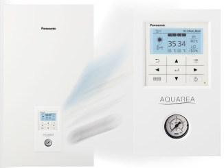 Panasonic Aquarea Serie H, pompe di calore di nuova generazione