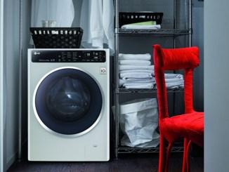 Lavatrici LG TurboWash, lavaggi brevi e a basso consumo