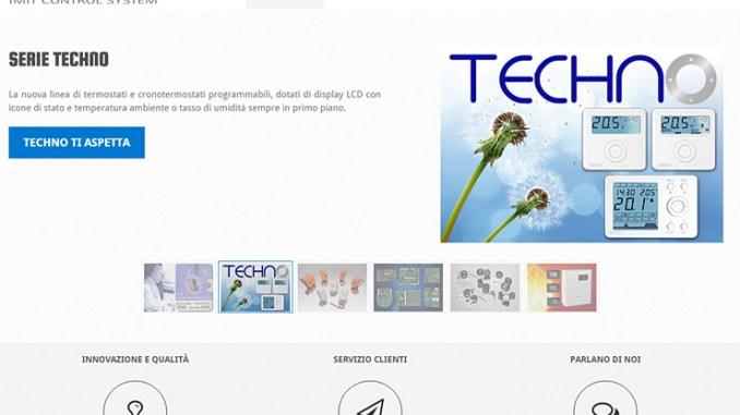 IMIT Control System rinnova il proprio sito Web