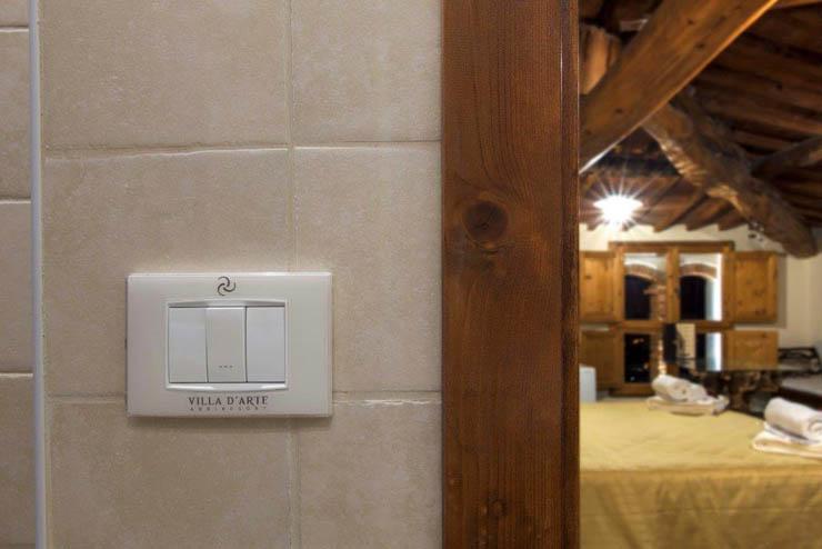 Well-contact Plus, la tecnologia Vimar rinnova Villa d'Arte