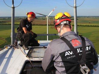 Availon ottiene la certificazione HSEQ per l'assistenza ai parchi eolici
