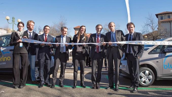 Bluetorino, nuovi EV e colonnine di ricarica per la mobilità torinese