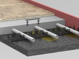 A MCE il nuovo sistema radiante a basso spessore firmato LOEX