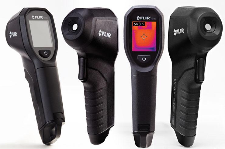 FLIR TG130 fotocamera TERMICA Spot