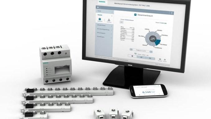 Siemens 7KT PAC1200, consumi energetici sotto controllo