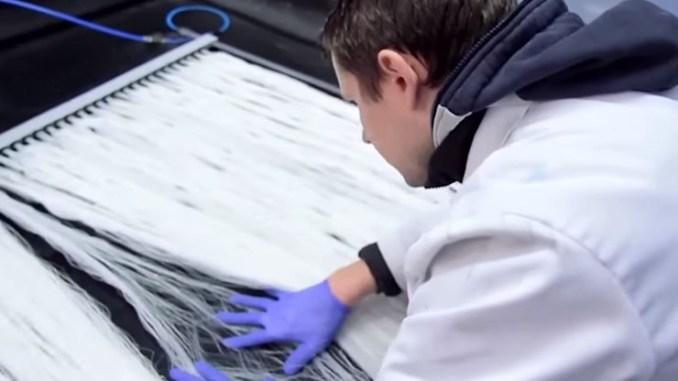 Dow investe nella tecnologia di trattamento delle acque di OxyMem