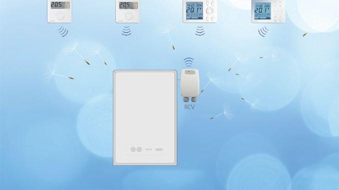 IMIT Techno, termostati e cronotermostati radio
