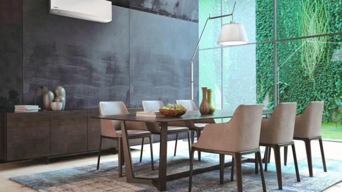 Panasonic Etherea, design raffinato per la climatizzazione residenziale